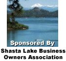 Sponsored by Shasta Lake Business Owners Association